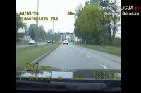 Dąbrowska policyjna grupa SPEED w akcji